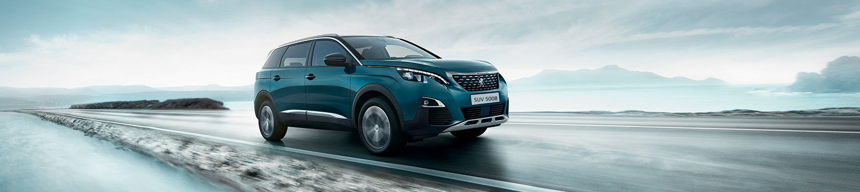 Promotions SUV Peugeot 5008