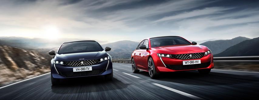 New 508 Peugeot