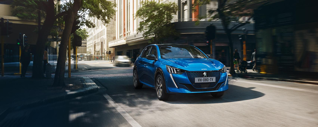 peugeot 208 plateforme modulable et efficiente